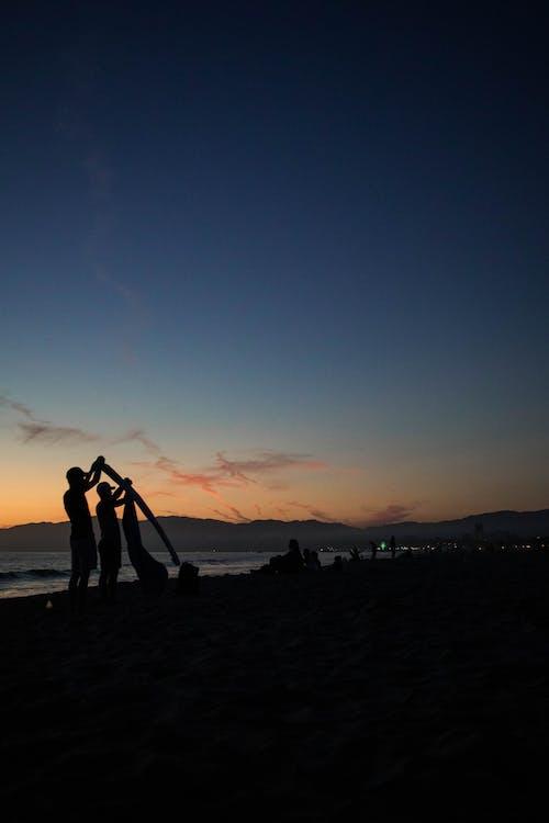 kalifornia, kalifornijskie niebo, natura