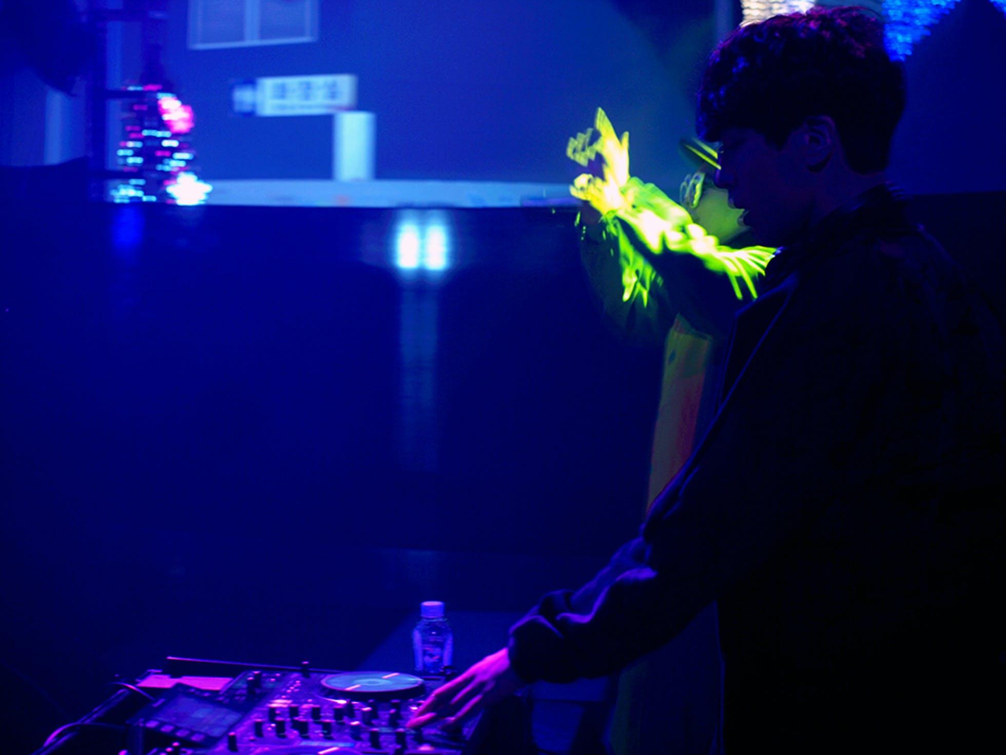 Gratis lagerfoto af DJ