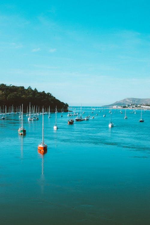 açık hava, deniz, deniz araçları, dış mekan içeren Ücretsiz stok fotoğraf