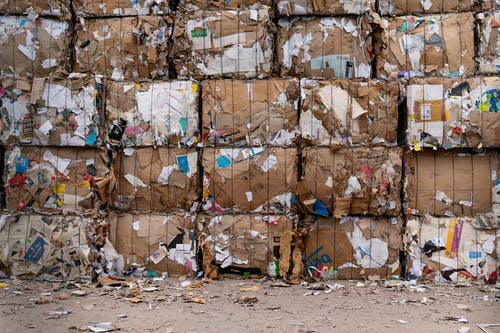 Biodegradable Waste And Its Decomposing Method