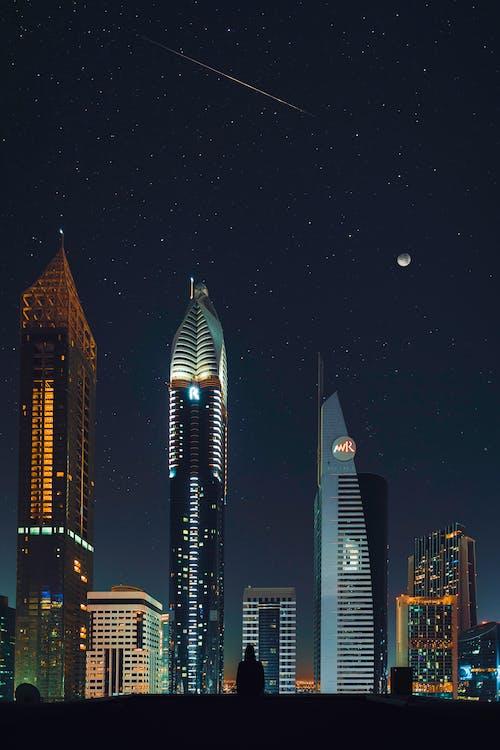 on, staning, 고층 건물, 공상의 무료 스톡 사진