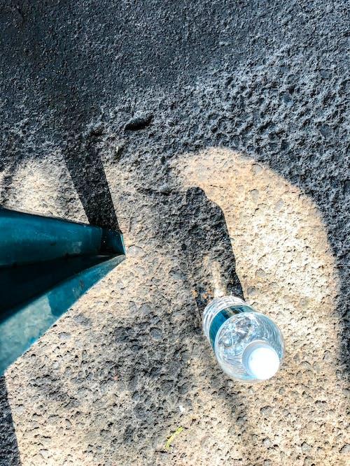 gölgeler, siluet, şişe, Su içeren Ücretsiz stok fotoğraf