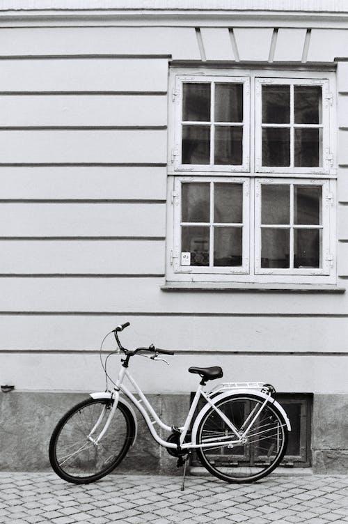 Photo Of Bicycle Near Window
