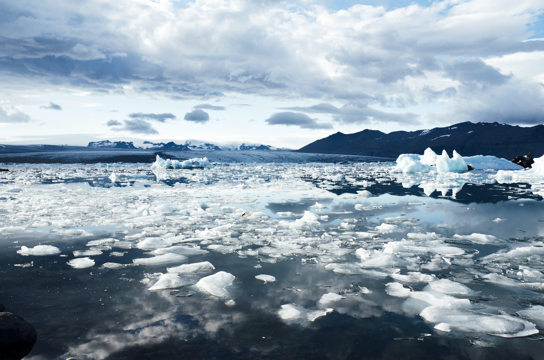คลังภาพถ่ายฟรี ของ ขั้วโลก, ธารน้ำแข็ง, น้ำ, น้ำแข็ง