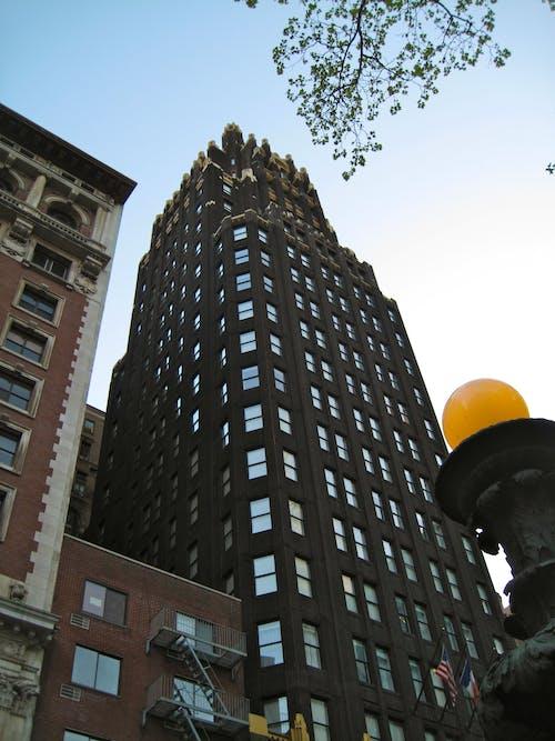 Kostnadsfri bild av arkitektonisk design, New York, stadsscen