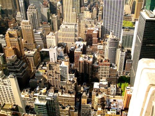 Kostnadsfri bild av New York, New York City tapeter, stadsliv, tätort