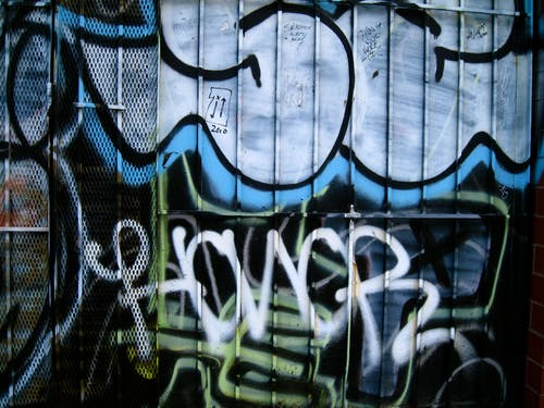 Free stock photo of new york, street art