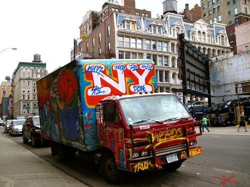 Free stock photo of new york, soho, street art