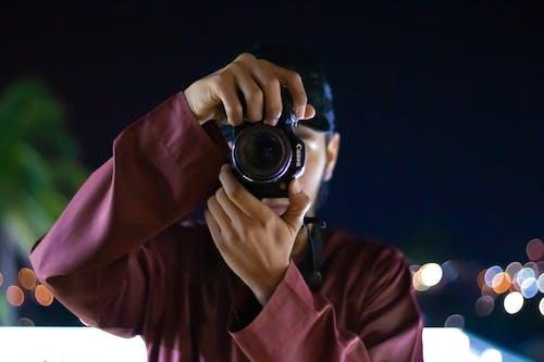 Gratis arkivbilde med bokeh, canon, fotografi, gutt