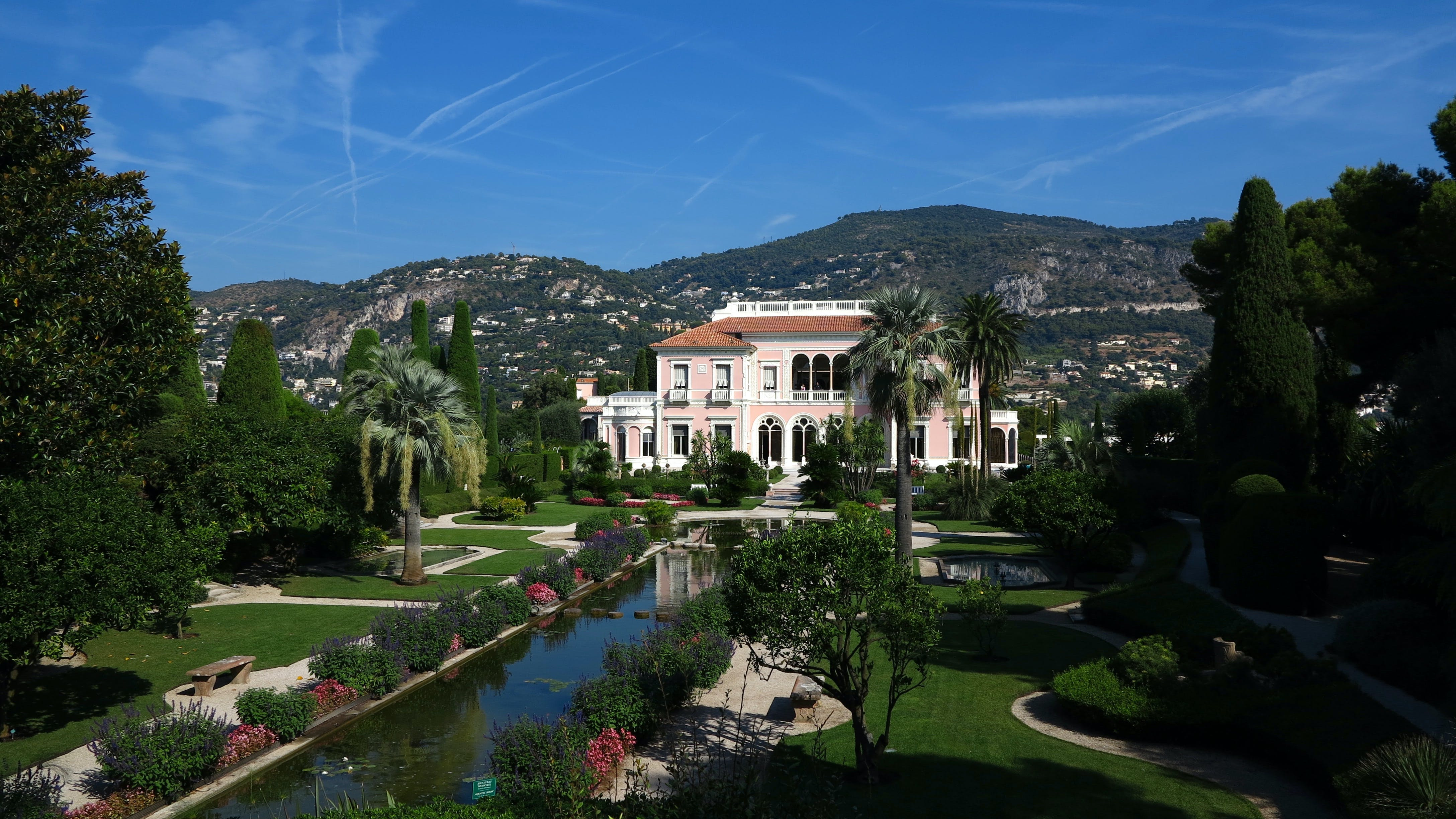 Free stock photo of architecture, cap ferrat, france, french riviera