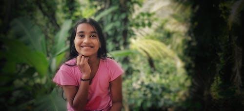 Kostenloses Stock Foto zu asiatisches kind, fröhlich, glückliches mädchen, indisches kind