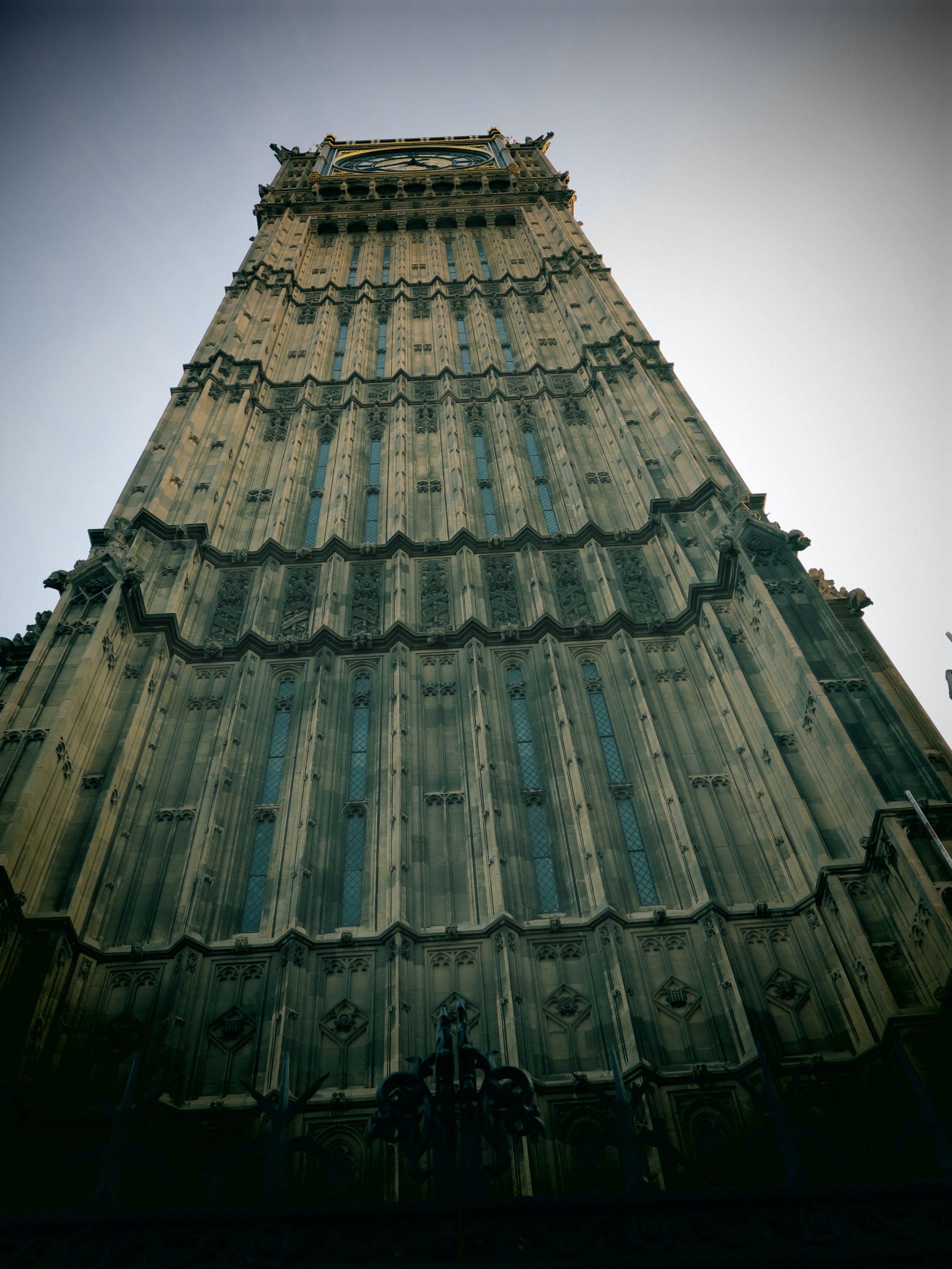 Free stock photo of architecture, big ben, london