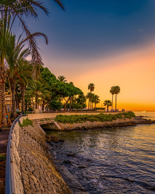 シティ, ビーチ, フランス, プロヴァンスの無料の写真素材