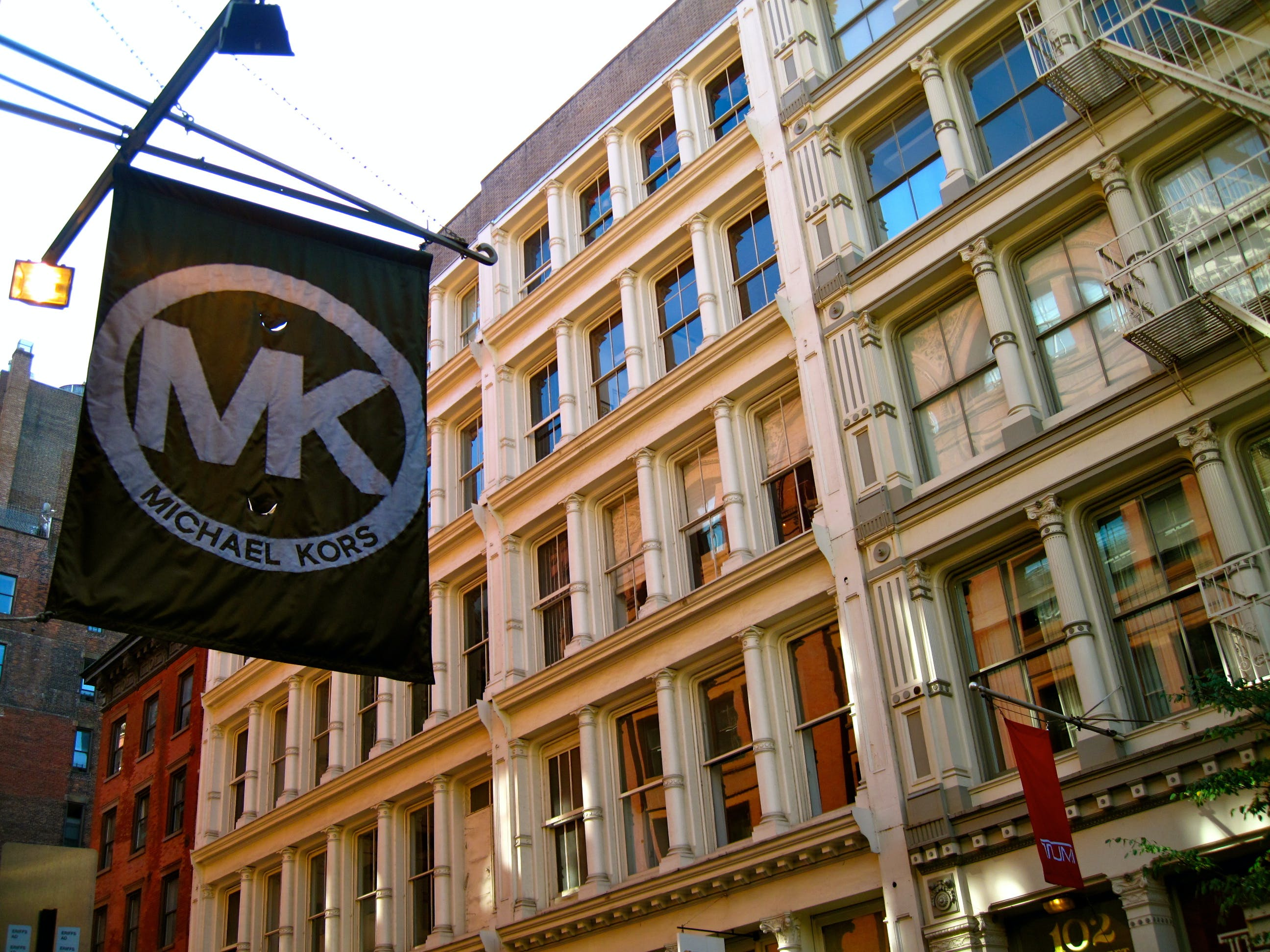 Free stock photo of new york, soho, spring street
