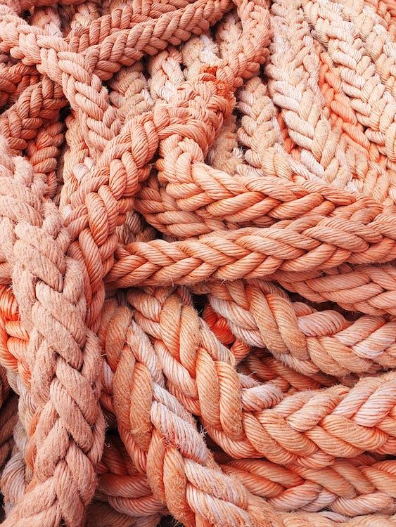 Old Nylon Rope