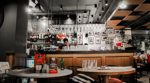 Free stock photo of alcoholic drink, barkeeper, restaurant, the bar