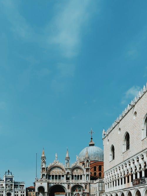 傳統, 古老的, 城市, 塔 的 免費圖庫相片