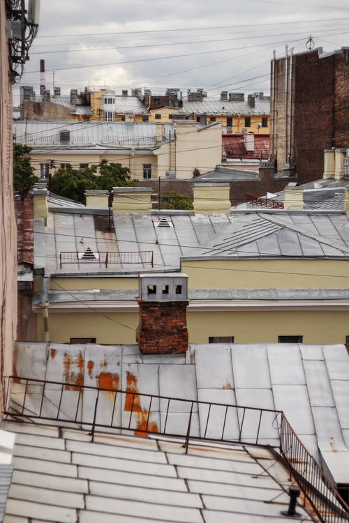 Roofs of Buildings