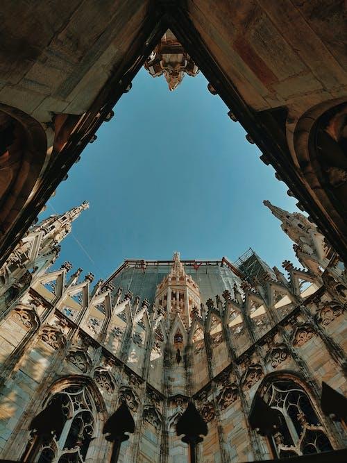 Photos gratuites de ancien, architecture, architecture gothique, art