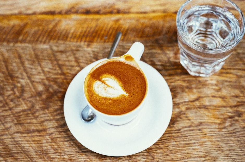 cappuccino, coffee, macchiato
