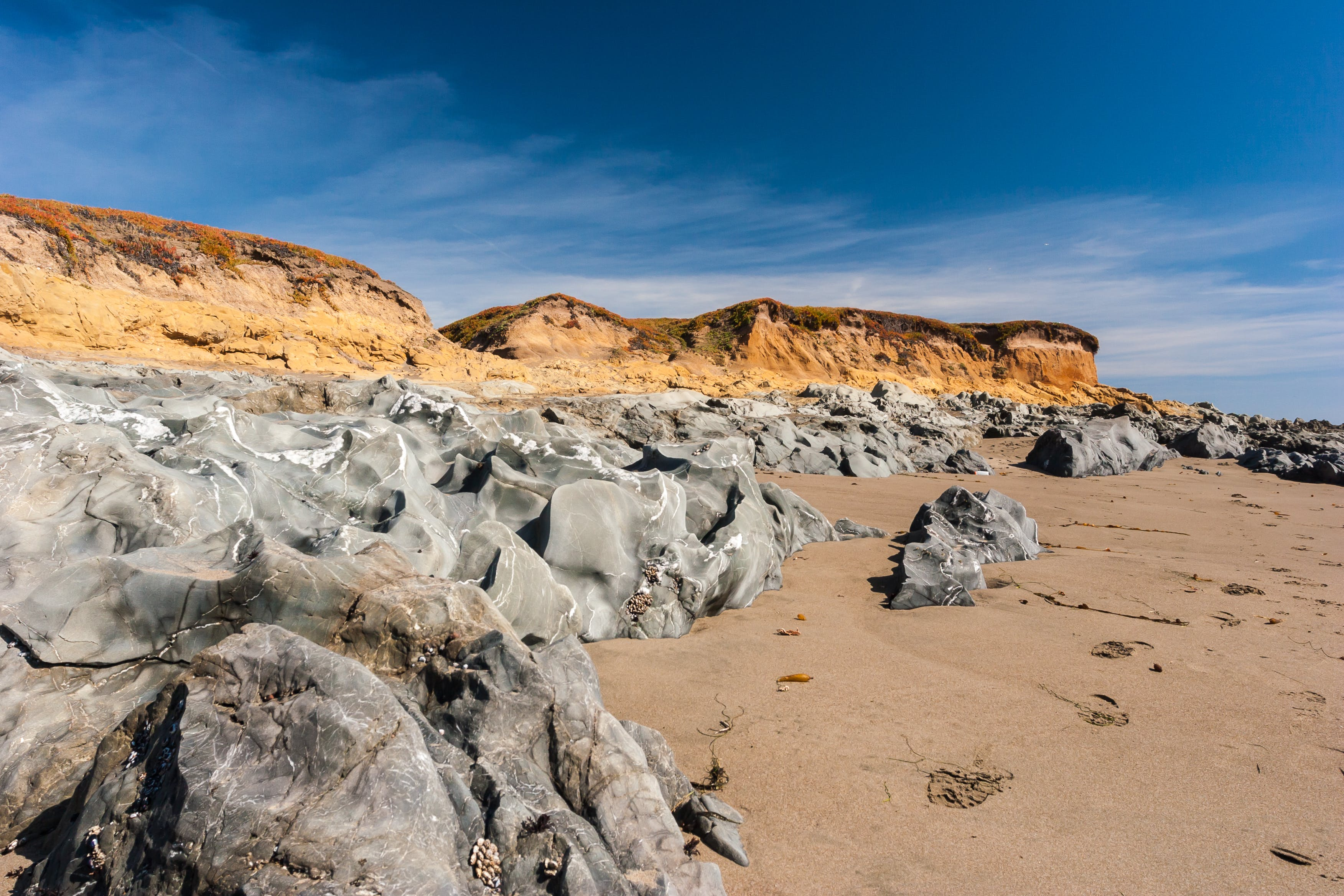 Free stock photo of beach, blue, coast, landscape