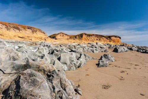 Free stock photo of beach, blue, coast