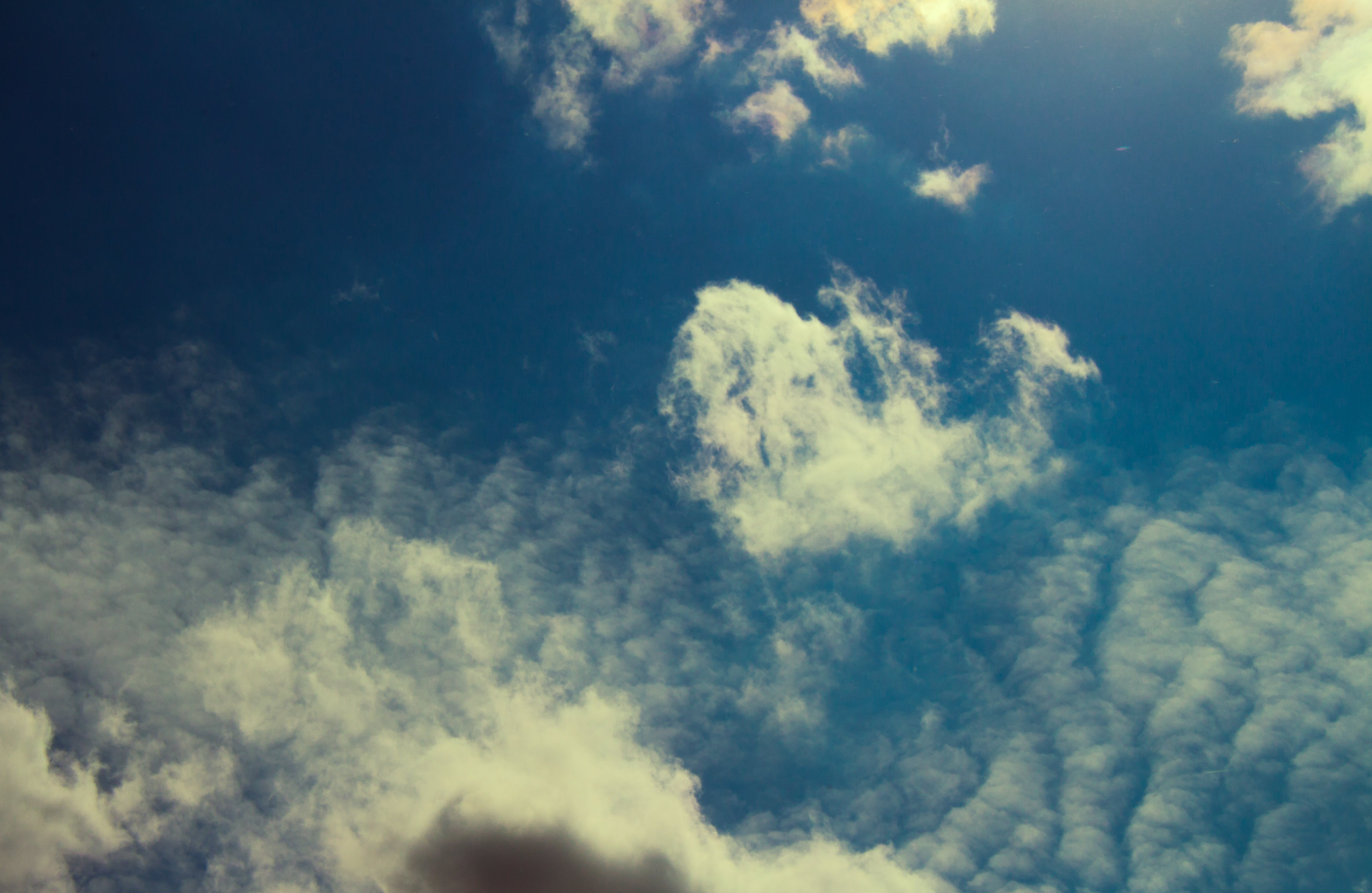Free stock photo of nature, sky, clouds, high