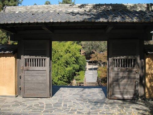 Free stock photo of garden, gates