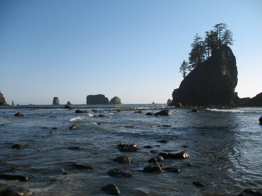Free stock photo of cliffs, ocean