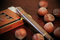 cigar, autumn, cigarettes