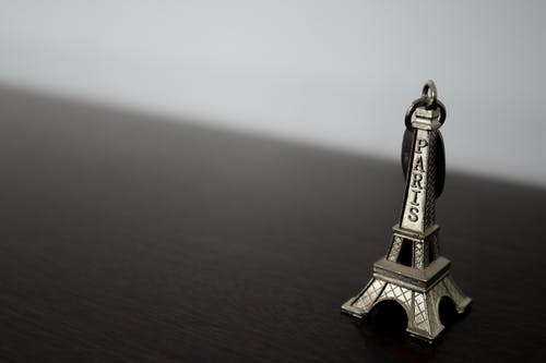 Free stock photo of black and white, eiffel tower, paris