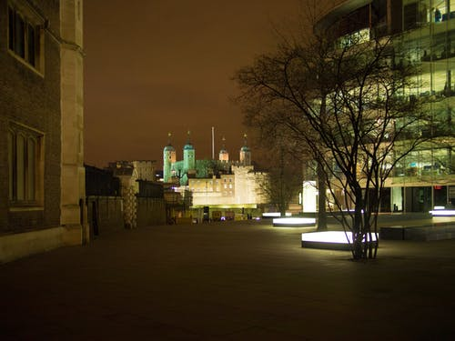 Immagine gratuita di città di londra, london dungeon, londra, luci