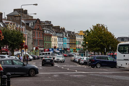 거리, 거리 교통, 교통, 구름의 무료 스톡 사진