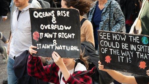3월, 간판, 기후, 기후 변화의 무료 스톡 사진