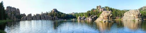 Imagine de stoc gratuită din dealurile negre, fotografie, lacul sylvan