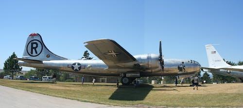 b-29, 全景, 轟炸機 的 免費圖庫相片