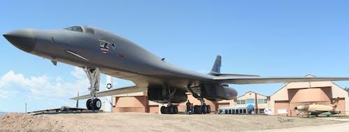 b-1, 全景, 轟炸機 的 免費圖庫相片