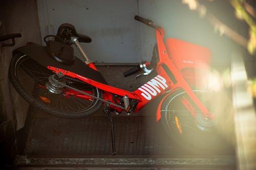 빨간, 오토바이, 피곤한의 무료 스톡 사진