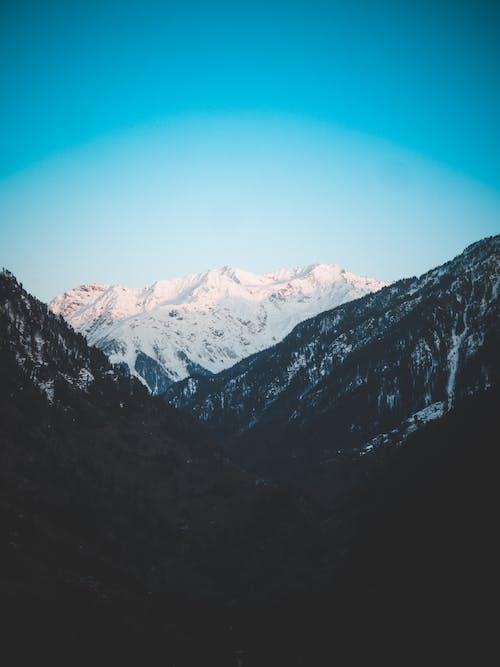 Základová fotografie zdarma na téma hora, krajina, led, rýma