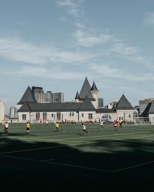 Foto profissional grátis de ao ar livre, área, arquitetura, castelo