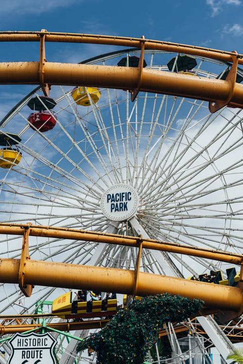 Pacific Park Ferris Wheel
