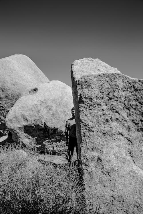 คลังภาพถ่ายฟรี ของ กลางวัน, กลางแจ้ง, ก้อนหิน, การท่องเที่ยว