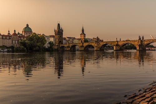 Ingyenes stockfotó Cseh Köztársaság, híd, infrastruktúra témában