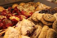 bread, food, healthy