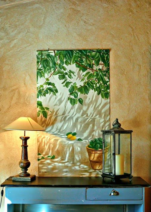 Free stock photo of candle, lantern, light