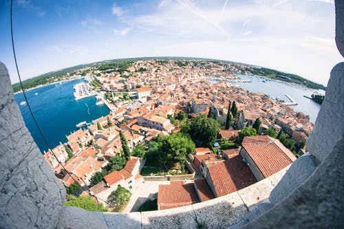 Foto d'estoc gratuïta de barri antic, cel blau, centre històric, Croàcia