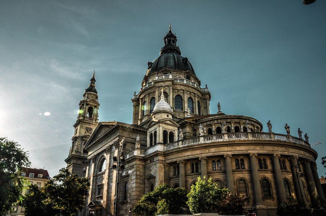 architecture, basilique, basilique saint-étienne