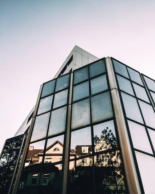 Foto profissional grátis de arquitetura, artigos de vidro, construção, exterior do edifício
