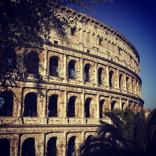 Free stock photo of #colosseum #rome #italy #landscape
