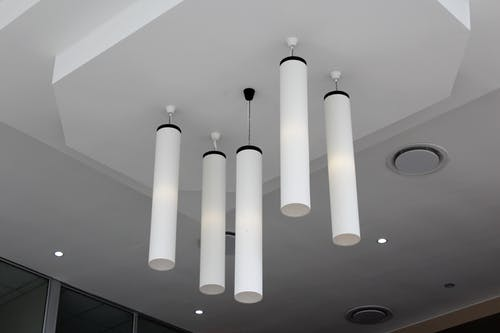 Unlit Pendant Lamps